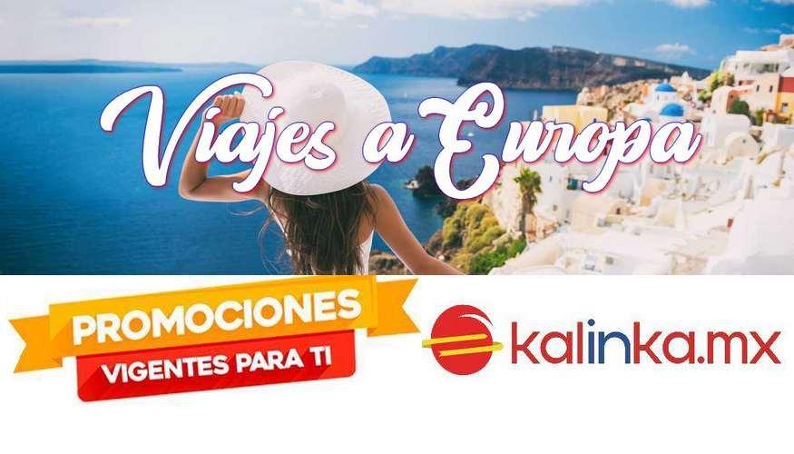 kalinkamx - viajes a europa